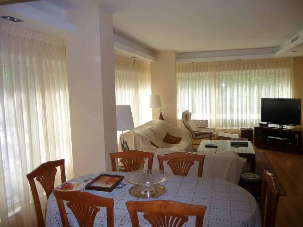 Visillo poliester lino confeccionado a tablas pedro - Formas de cortinas ...